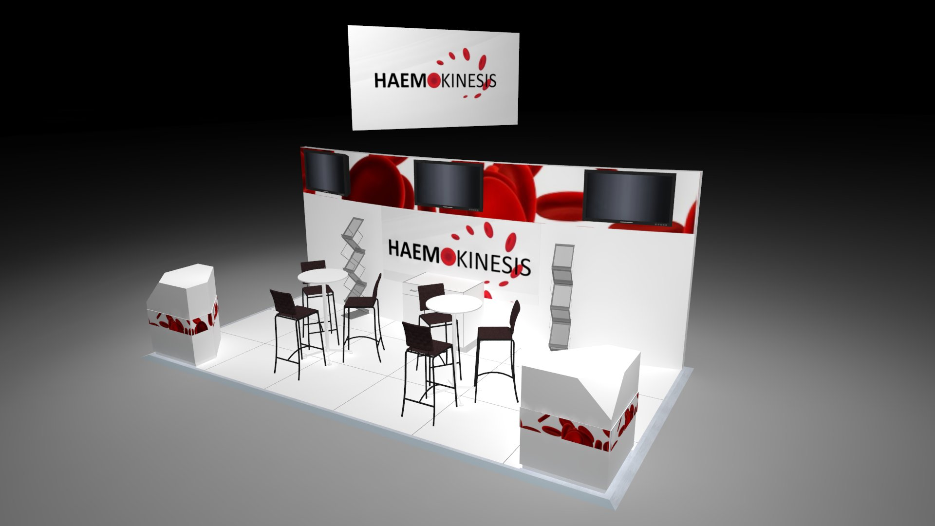 Exhibition Stand Design Concepts : Exhibition stand design concept